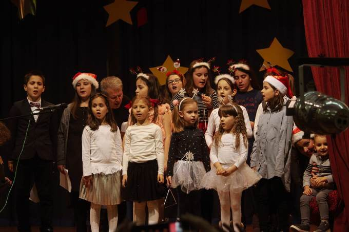 božićna priredba učenika grčke škole u beogradu 3 grckaisrbija